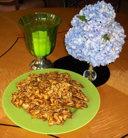 Italian Almond Brittle