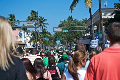 St Patrick's Day Delray