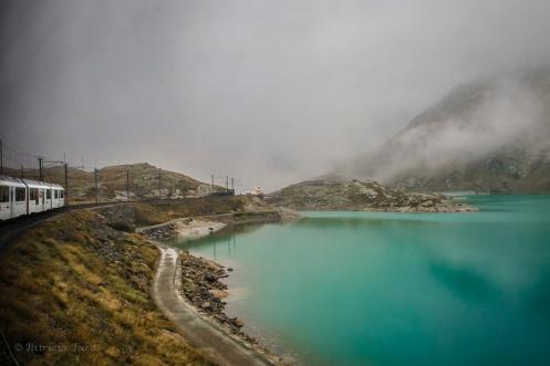 Bernina Pass, Switzerland